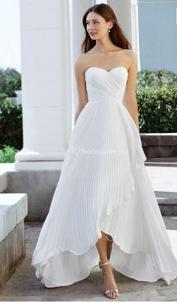 Un vestido al día: Justin Alexander 1