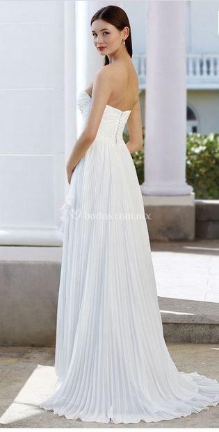 Un vestido al día: Justin Alexander 4
