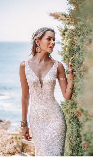 Un vestido al día: Nevada Novias 2