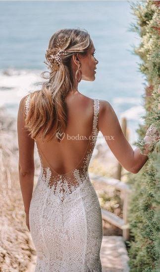 Un vestido al día: Nevada Novias 3