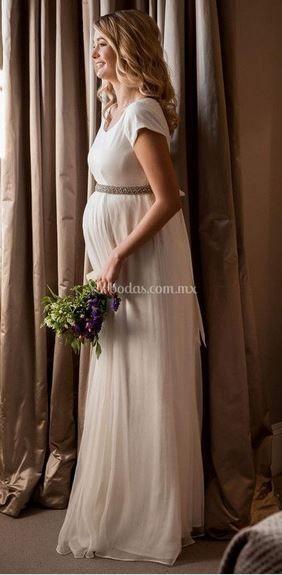 Un vestido al día: Tiffany Rose 1