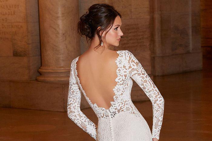 Taller de vestidos: Espalda 2