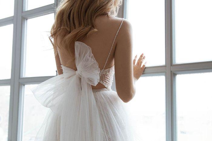Taller de vestidos: Espalda 3
