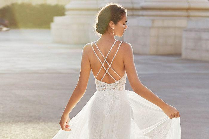 Taller de vestidos: Espalda 4
