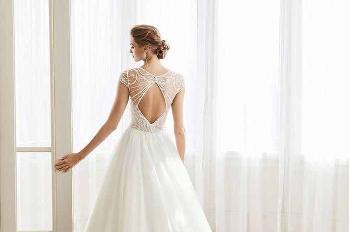 Taller de vestidos: Espalda 5