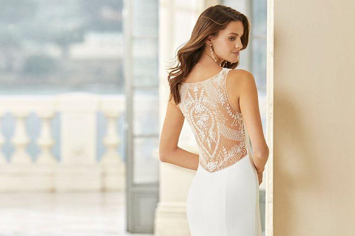 Taller de vestidos: Espalda 7
