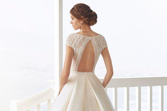 Taller de vestidos: Espalda 8