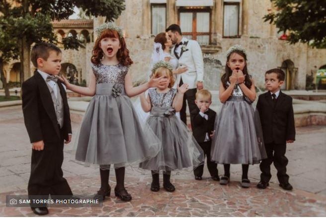 🧒🧑 ¿Qué tan probable es que alguno de los niños haga travesuras el día de tu boda? 1