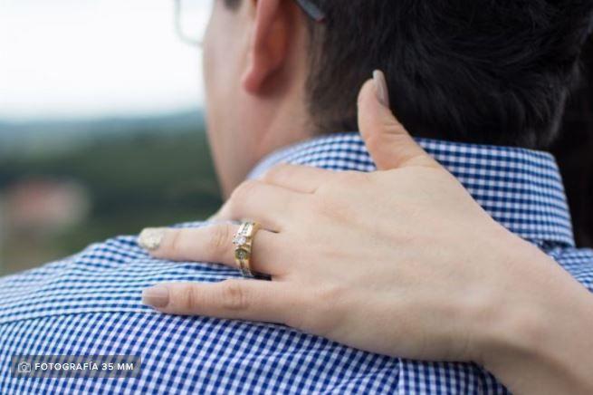¿Te atreverías a casarte sin recibir el anillo? 1