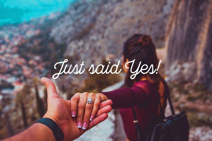 ¿Tu propuesta de matrimonio fue lo que te imaginabas? 🎁 1