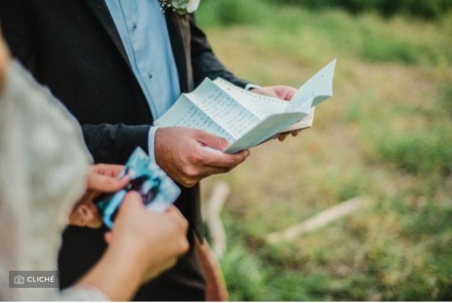 ¿Los discursos de las bodas deberían desaparecer?  🎁 1
