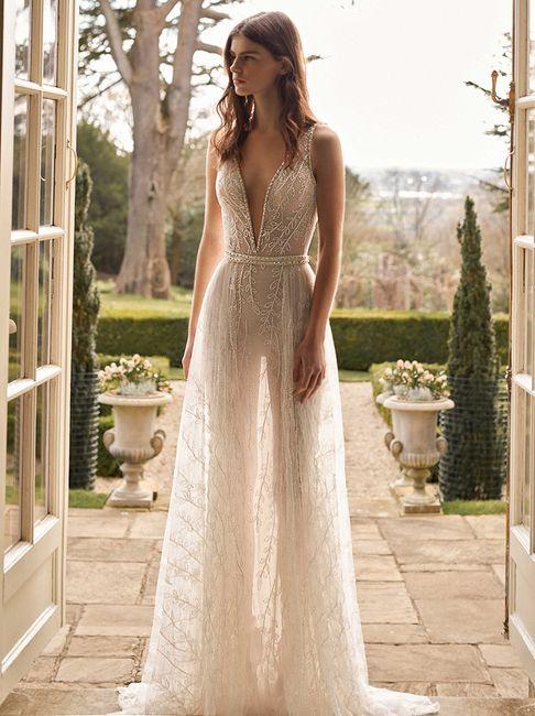 ¿Vas o no vas con un vestido con transparencias? 1
