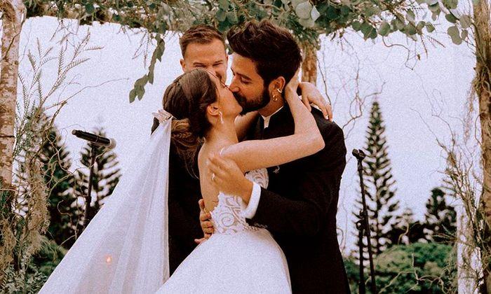 El cambio que Evaluna y Camilo harían en su boda… - 1