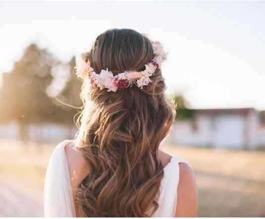 Peinados informales para la boda, ¿Sí o no? - 1