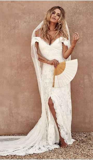 Un vestido al día: Grace Loves Lace - 1