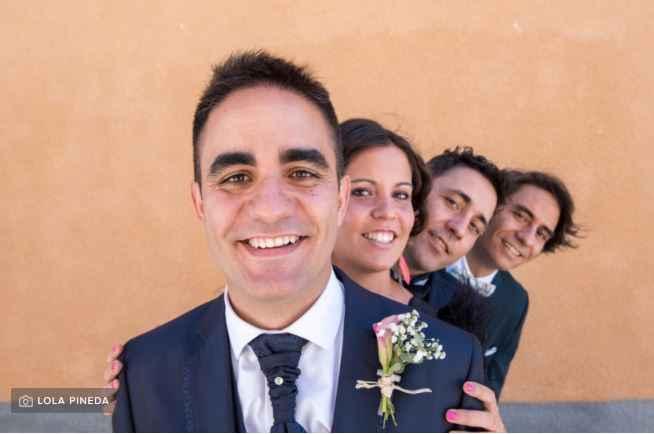 ¿Tus herman@s te ayudan con la boda? - 1