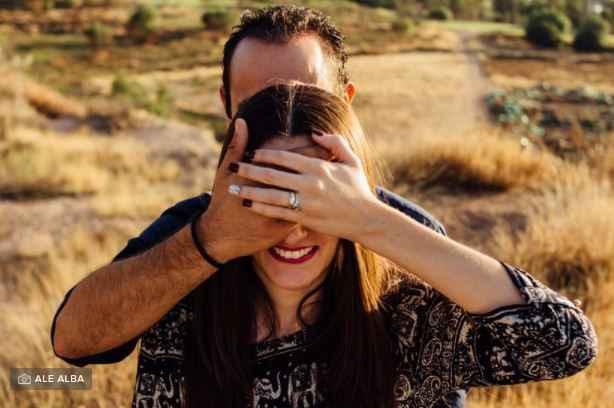 ¿Fotos bonitas del anillo de compromiso? ¡Truquillos por aquí! - 5