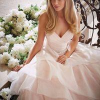 Vestido de novia en 360°