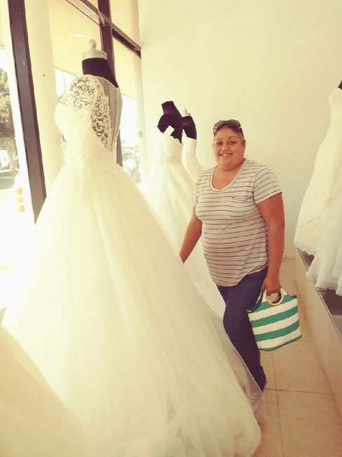 analizando presupuesto para vestido de novia! - foro antes de la