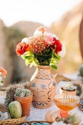 mesa de dulces mexicanos en la boda!!