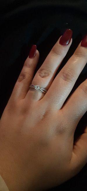 M de muestren sus anillos!!! 18
