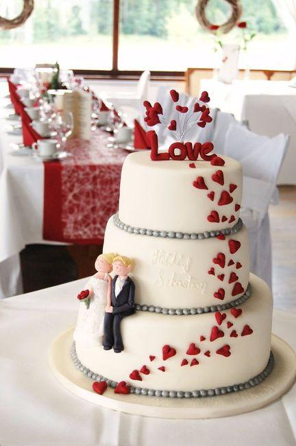 Decoraci n de la mesa para el pastel foro banquetes for Decoracion para pared blanca
