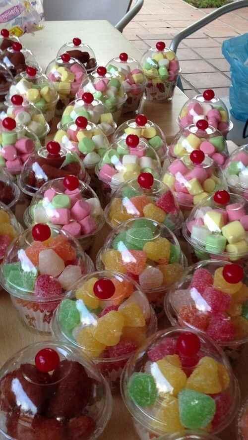Ideas para mí mesa de dulces - 1