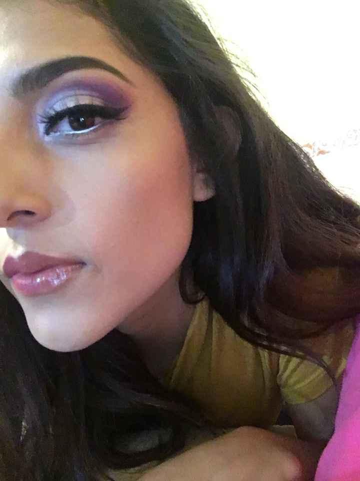 Prueba de maquillaje - 2