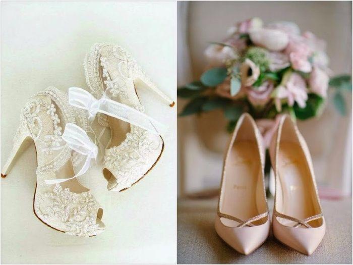 Zapatillas y m s foro moda nupcial for Zapatos para boda en jardin