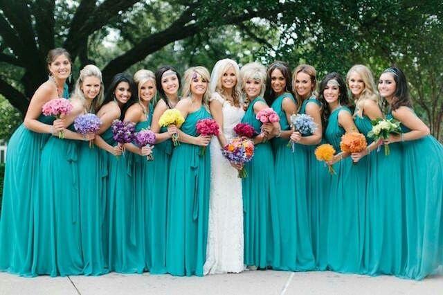 Mejor color de damas - Foro Moda Nupcial - bodas.com.mx