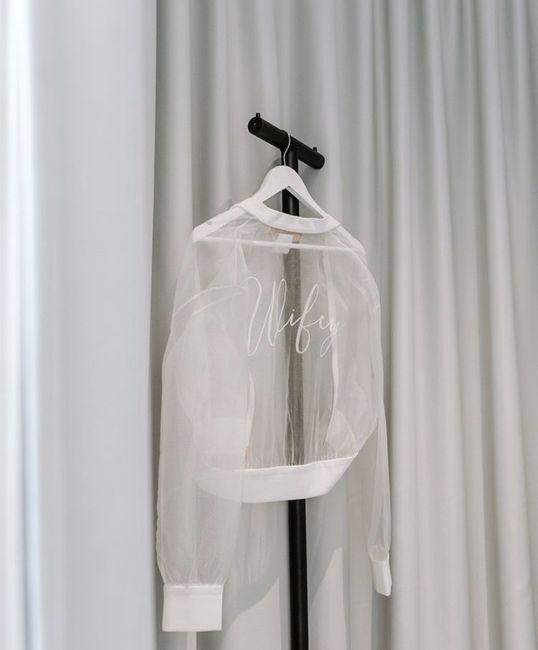 Bride 👰🏽 jacket 🧥 7