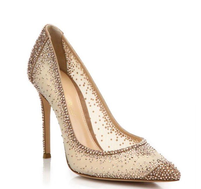 zapatos de ensueño - foro moda nupcial - bodas.mx