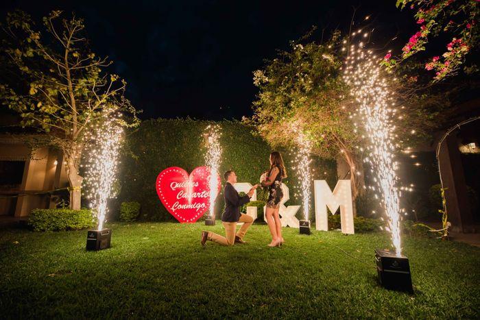 ¿Tu propuesta de matrimonio fue lo que te imaginabas? 🎁 5