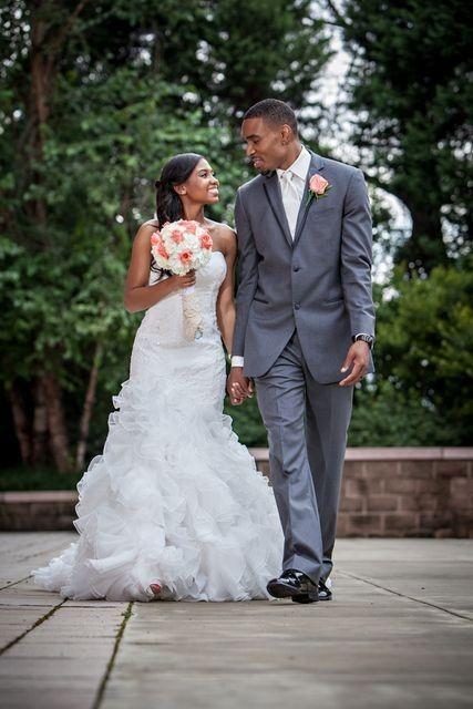 Vestidos de novia para mujeres morenas