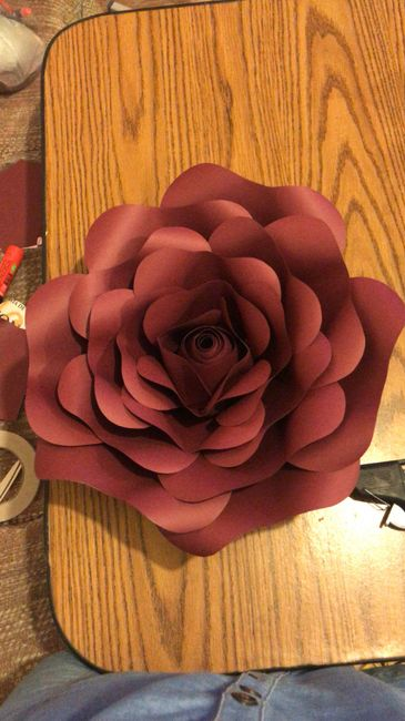 Moldes para flores de papel gigante - Foro Manualidades para bodas ...