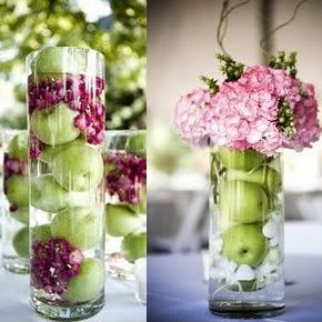 Ideas para centros de mesa con frutas foro organizar - Frutas artificiales para decoracion ...