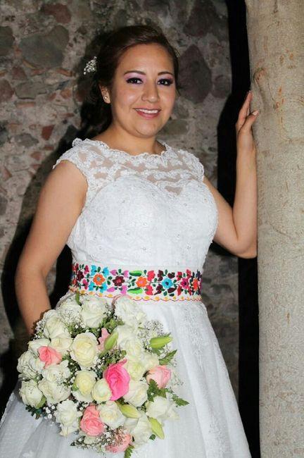 Vestido novia toques mexicanos - Foro Moda Nupcial - bodas.com.mx