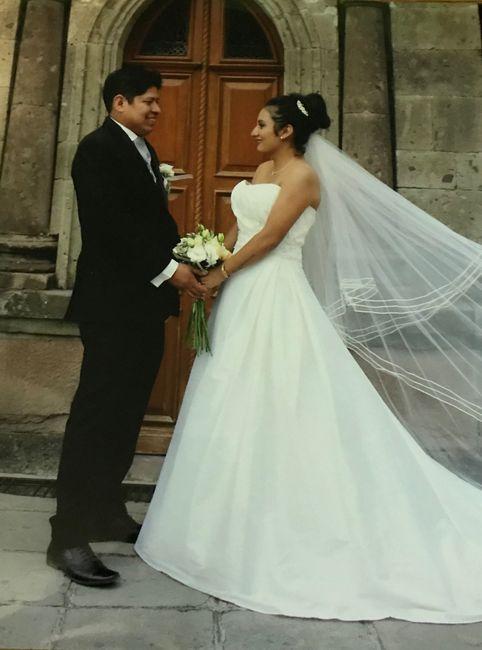 Comparte la foto favorita de tu boda 9