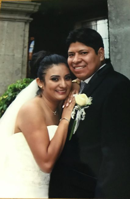 Comparte la foto favorita de tu boda 10