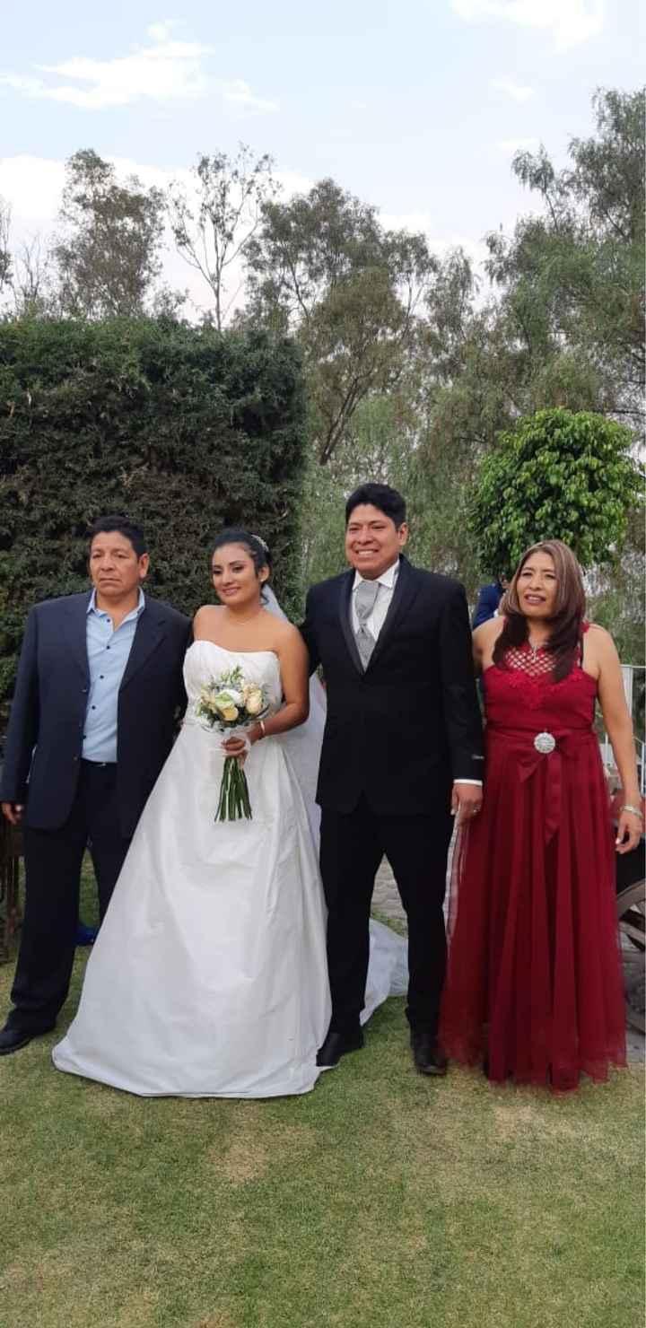 Mi boda fue el 11 de Mayo - 6