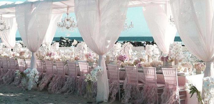 Decoraci n para boda en la playa foro organizar una boda for Decoracion para pared rosa