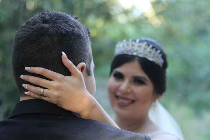 Fotos con tu anillo de compromiso 💍 - 1