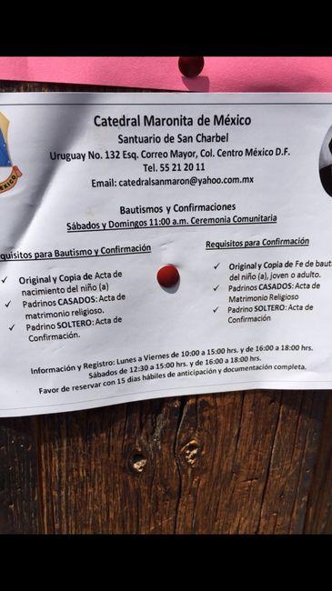 Anulacion Matrimonio Catolico Mexico : Confirmación express en esta iglesia y nuestro avance