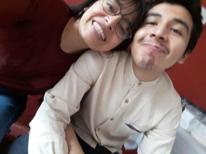 Novios que nos casamos el 26 de Diciembre de 2021 en Ciudad de México - 1