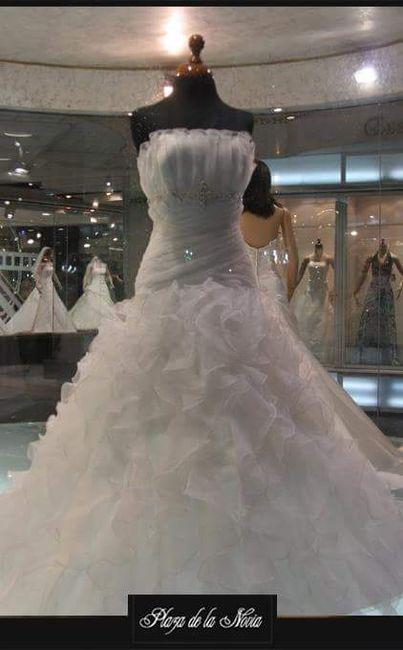Comprar El Vestido Pero Donde Foro Moda Nupcial
