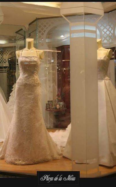 Tiendas de vestidos de novia republica de chile