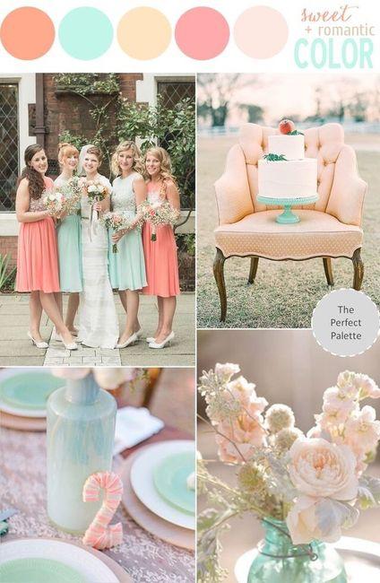 Colores para boda vintage - Foro Manualidades para bodas - bodas.com.mx
