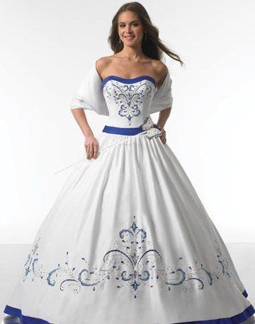 Vestido de novia modelos fuera de lo com n foro moda for Fuera de lo comun