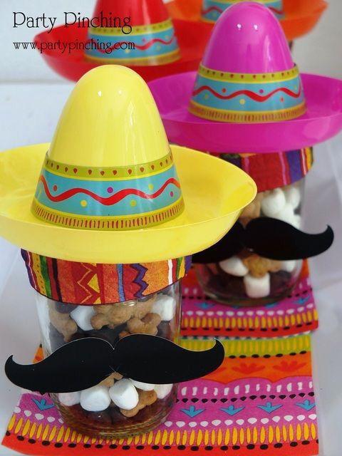 Souvenirs para boda temática mexicana 3