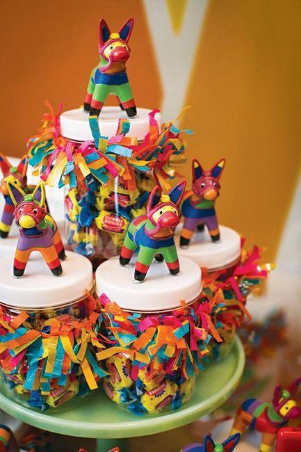 Souvenirs para boda temática mexicana 13